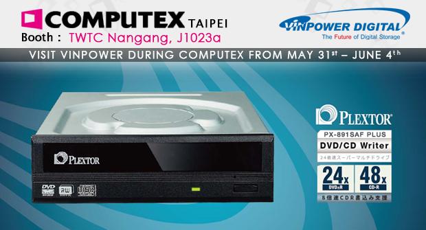 computex Plextor