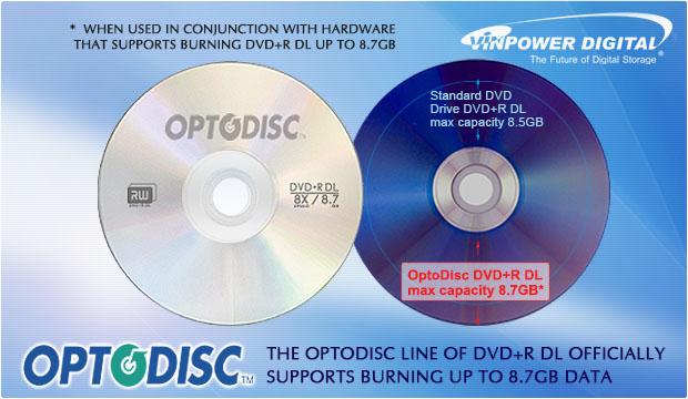 DVD+R 8.7