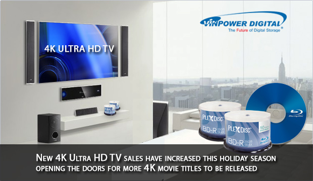 4K TV BD taking off
