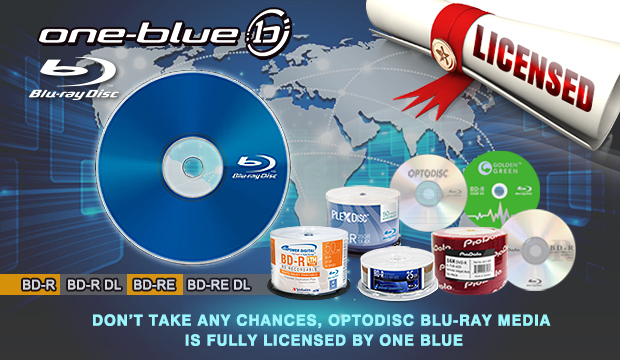 One Blue license Opto