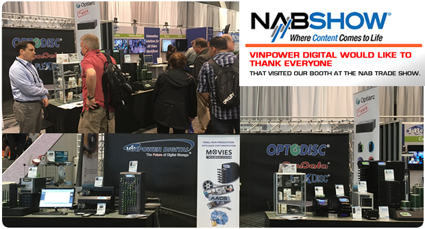 NAB 2017 after show