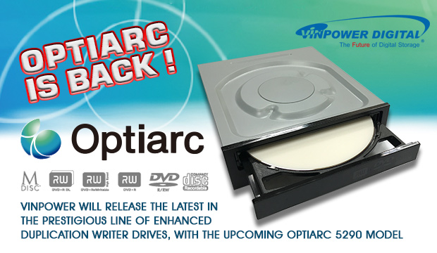 Optiarc is back
