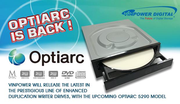 Optiarc is back