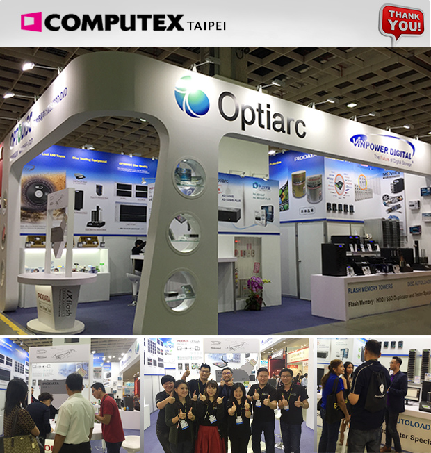computex 2017 booth