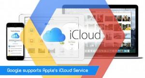 iCloud on Google