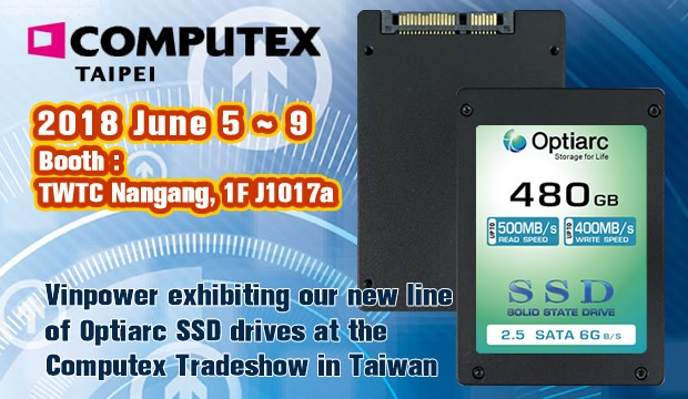 Computex SSD 2018