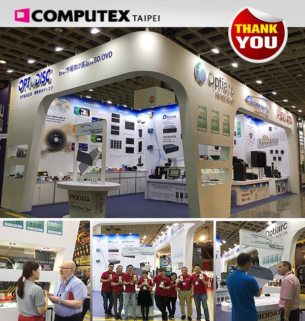 computex 2018 booth
