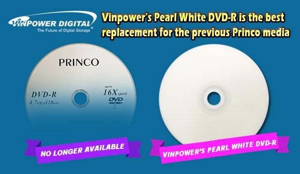 pearl white princo