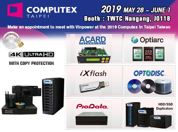 Computex 2019 meeting