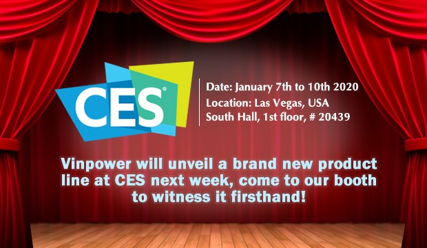 CES 2020 next week