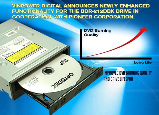 Pioneer 212 DVD improve