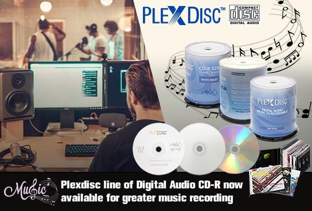 Digital-Audio-music-record