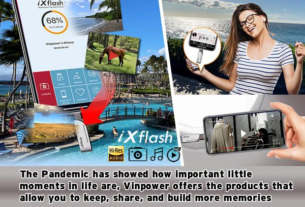 iXflash-share-memories